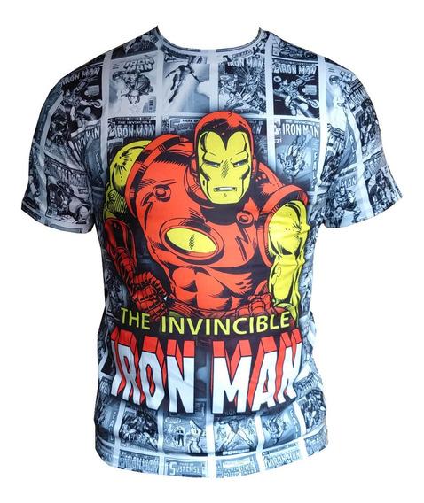 Camiseta Heróis Hulk Thor Homem Aranha Batman Superman Flash