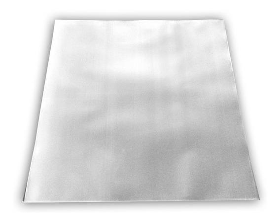 50 Plásticos Externos P/ Lp Vinil Capa Gatefold 0,20 Grosso