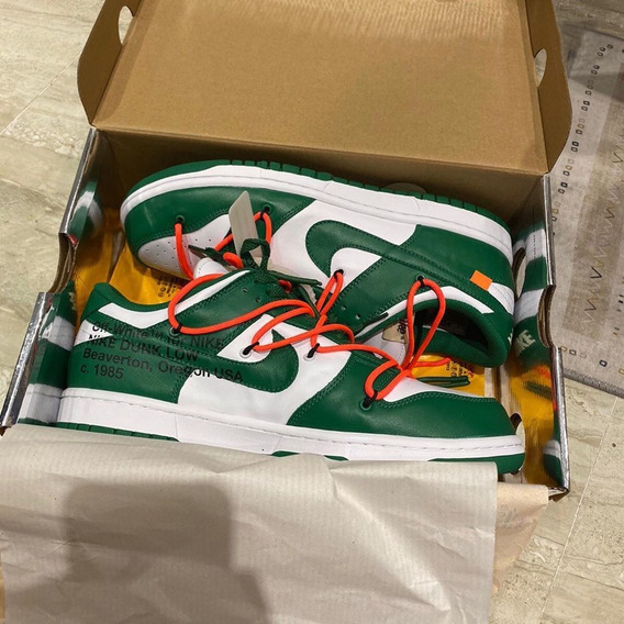 Tênis Nike Dunk X Off White