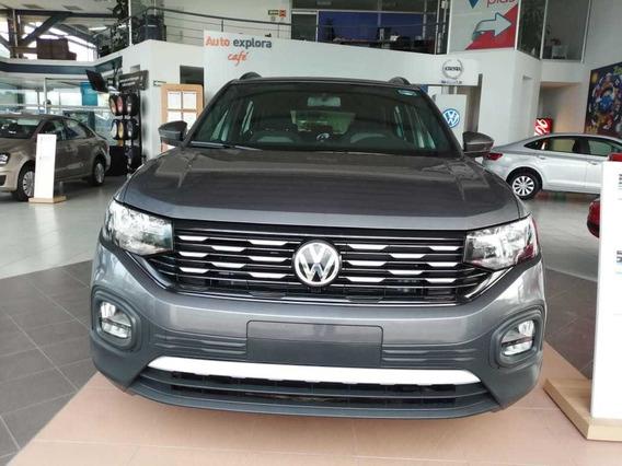Volkswagen T-cross Comfortline Motor 1.6l Tip 2020