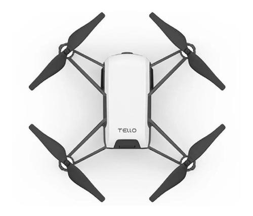 Imagem 1 de 3 de Drone Ryze DJI Tello Boost Combo com câmera HD branco 2.4GHz