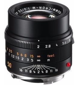 Leica Apo Summicron M 50mm F/2 Asph Lente 50 11141