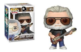 Funko Pop! Rock Jerry Garcia - Funko Pop