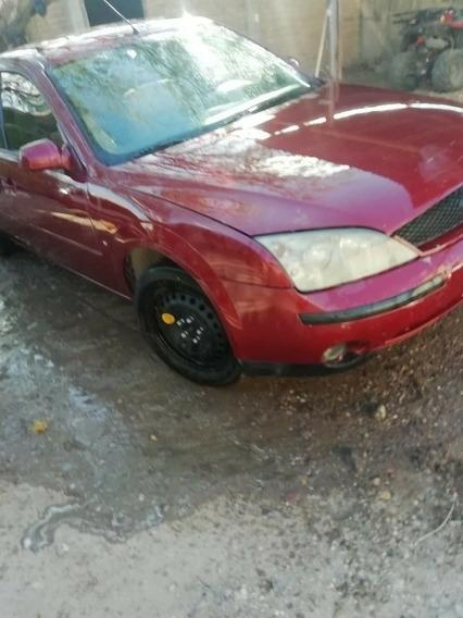 Ford Mondeo Con Quemacocos