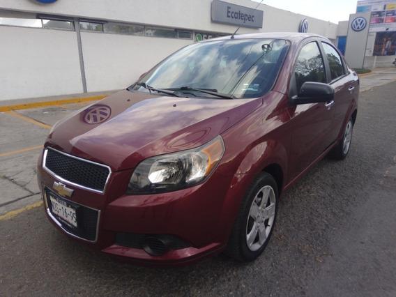 Chevrolet Aveo Lt Aut 2014