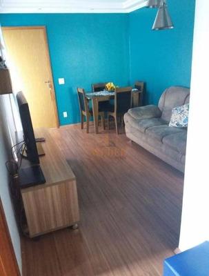 Apartamento Residencial À Venda, Jardim Ísis, Cotia. - Codigo: Ap0446 - Ap0446