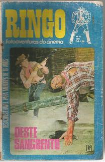 Revista Ringo Fotoaventuras Do Cinema Número 11