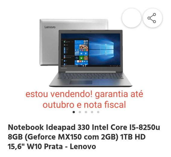 Lenovo 330 Ideapad 8g De Ram, 1tb Hd, 2gb Mx 160 Nvdia
