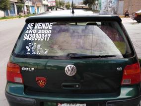 Volkswagen Golf Golf 1.6