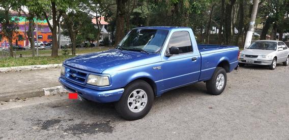 Ford Ranger 96 6cc Gasolina E Gnv So Venda