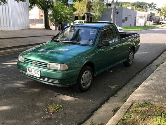 Volkswagen Saveiro 1.6 Pic-kup Año 1999 Muy Cuidada !!!