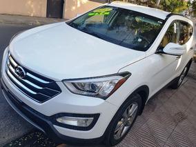 Hyundai Santa Fe Sport 4wd Blanco Import. 13