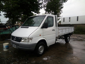 Mercedes-benz Sprinter 2.5 310 Chasis 3550 1998