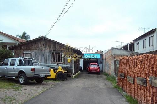 Terreno A Venda No Bairro Uberaba Em Curitiba - Pr.  - 5418-1