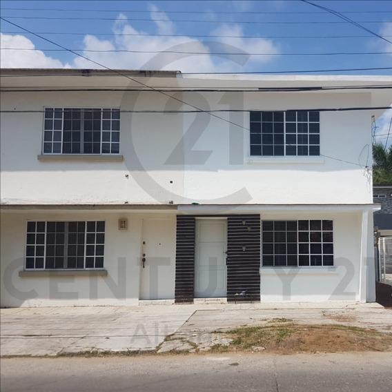 Renta De Casa Para Oficinas, Col. Sierra Morena, Tampico, Tamps.