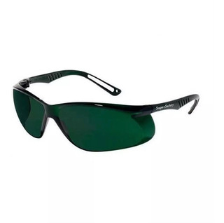 Óculos Segurança Verde Tonalidade 5.0 Solda E Corte Maçarico