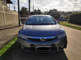 Honda Civic 1.8 Lxl Couro Aut. 10/10