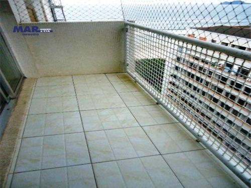 Imagem 1 de 19 de Apartamento Residencial À Venda, Barra Funda, Guarujá - . - Ap6093
