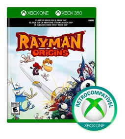 Rayman Origins Xbox 360 Xbox One Mídia Física Novo Lacrado