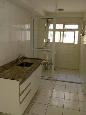 Apartamento Com 3 Dormitórios Para Alugar, 71 M² Por R$ 1.500/mês - Macedo - Guarulhos/sp - Ap14024