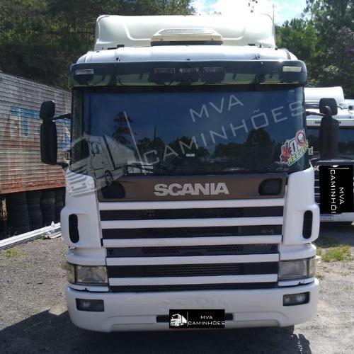 Caminhão Scania P 340 - 4x2 T