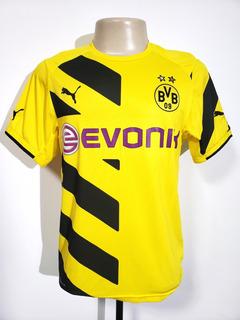 Camisa Oficial Borussia Dortmund Alemanha 2014 Home Puma M