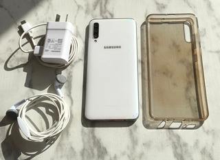 Celular Samsung A50 (sm-a505g). Usado (7m) Impecable Estado!