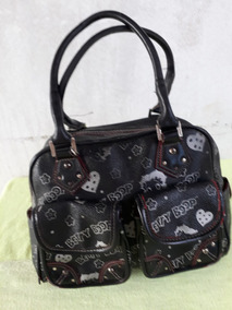 Bolsa Betty Boop Com Alças Cod 1101