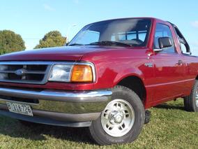 Ford Ranger Xlt 3.0 Nafta V6 Full Con Toda La Documentación
