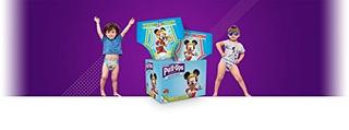 Pullups Cool Y Learn 2t3t 1834 Lb 74 Ct Pantalones De Entren
