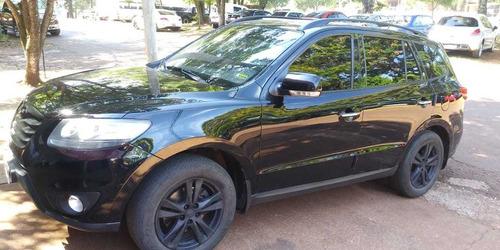Hyundai Santa Fe 2.2 Gls Premium 7as Crdi 6mt 4wd 2011