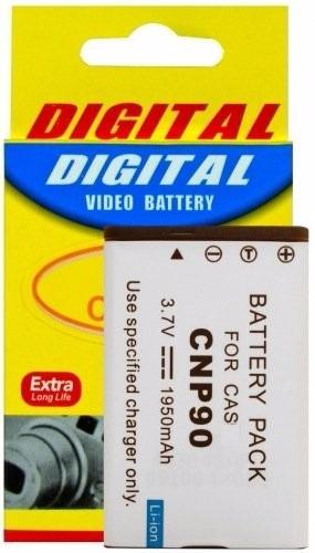 Bateria Casio Np-90 Cnp-90 Cnp90 Ex-h10 H15 Fh100 Ex-h20g