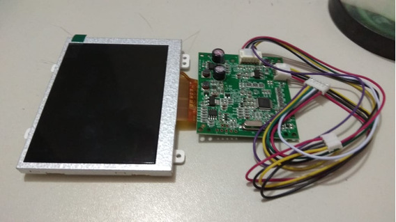 Tela Lcd 4.0 Color Sat040hs54dhy0