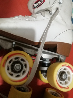 2 Patines T33 A 35
