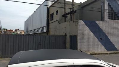 Galpão Para Alugar No Candelária Em Belo Horizonte/mg - 5947