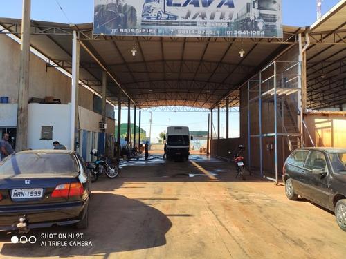 Imagem 1 de 5 de Lava Jato De Caminhões E Máquinas Pesadas