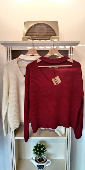 Sweater Choker