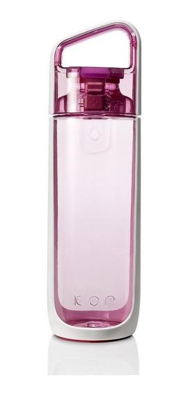 Botella Reutilizable Bpa Free 750 Ml Pura Kor Delta   Zero Waste  hidratación Sustentable