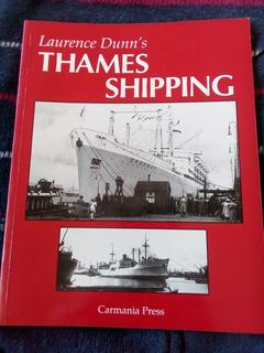 Thames Shipping Navegacion Rio Tames Buques Barcos Puertos