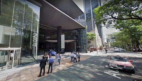 Pent House Amueblado En Reforma Torre Magenta