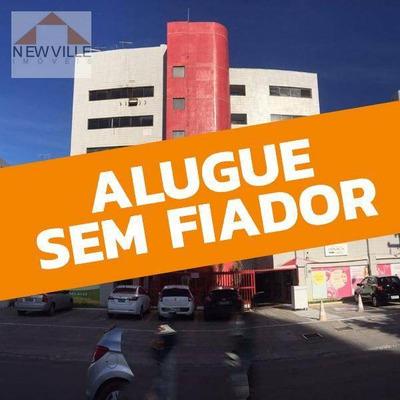 Sala Para Alugar, 38 M² Por R$ 1.300/mês - Boa Viagem - Recife/pe - Sa0113