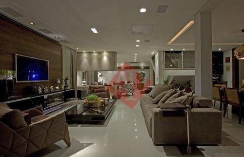 Imagem 1 de 16 de Casa Com 4 Dormitórios À Venda, 500 M² Por R$ 5.800.000,00 - Alphaville 02 - Barueri/sp - Ca1248