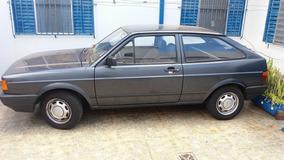 Volkswagen Gol 1989 - Raridade 15.000 Km Original Fabrica!