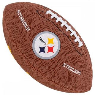 Bola De Futebol Americano Wilson Nfl Pittsburgh Steelers