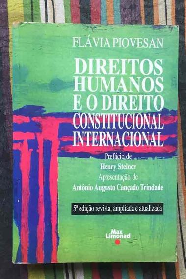 Direitos Humanos E O Direito Constitucional Internacional 5e