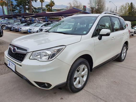Subaru Forester 2.0 Xs At 2014