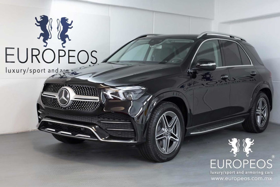 Mercedes-benz Gle 450 Sport Blindada Nivel 3