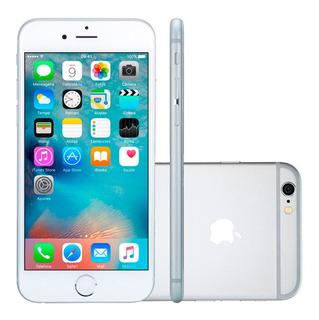 iPhone 6s Plus 128gb Impecável Prata Usado Leia A Descrição