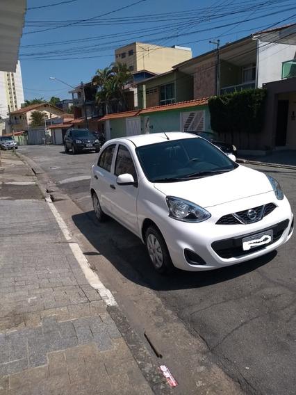 Nissan March 1.0s 12v Flex4p Manual 2017-19000km