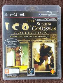 Ico E Shadow Of The Colossus Collection Resmasterizado